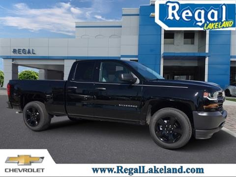 2018 Chevrolet Silverado 1500 for sale in Lakeland, FL