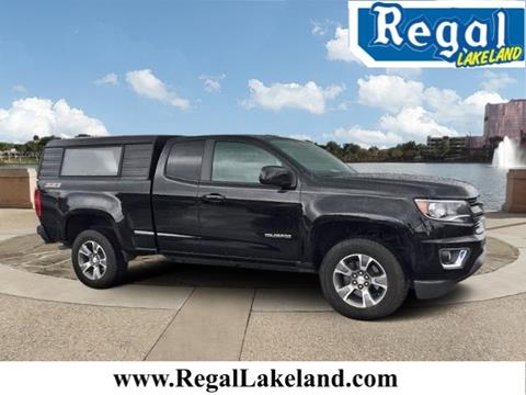 2015 Chevrolet Colorado for sale in Lakeland, FL