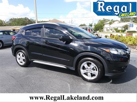 2016 Honda HR-V for sale in Lakeland, FL