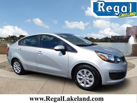 2016 Kia Rio for sale in Lakeland, FL