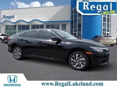 2017 Honda Civic for sale in Lakeland, FL