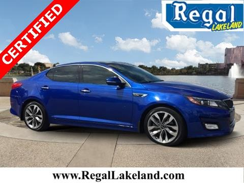 2014 Kia Optima for sale in Lakeland, FL