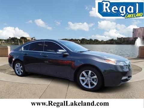 2012 Acura TL for sale in Lakeland, FL