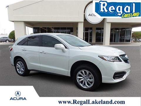 2018 Acura RDX for sale in Lakeland, FL