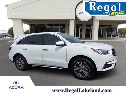 2018 Acura MDX for sale in Lakeland, FL