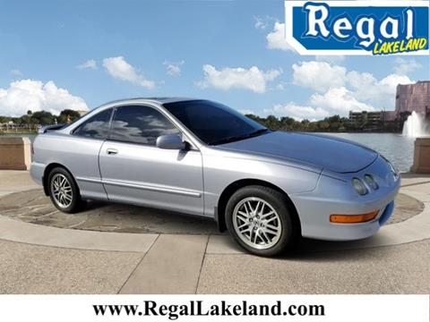 2001 Acura Integra for sale in Lakeland, FL