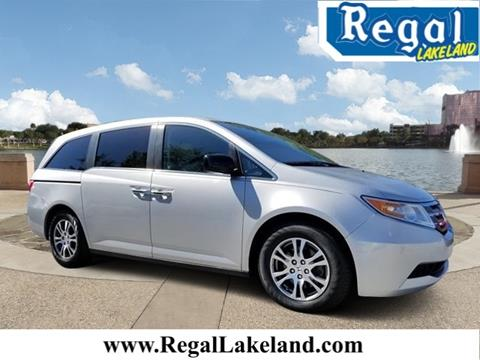 2012 Honda Odyssey for sale in Lakeland, FL