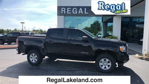 2018 GMC Canyon for sale in Lakeland, FL