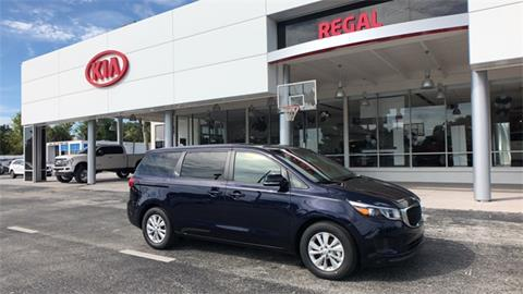 2018 Kia Sedona for sale in Lakeland, FL