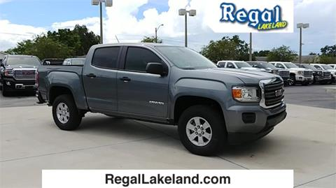 2019 GMC Canyon for sale in Lakeland, FL