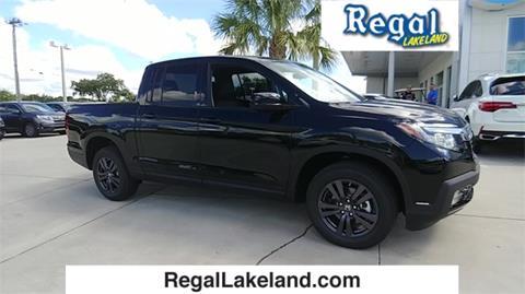 2019 Honda Ridgeline for sale in Lakeland, FL