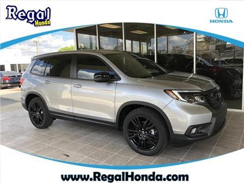 2019 Honda Passport for sale in Lakeland, FL