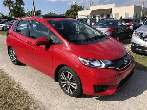 2015 Honda Fit for sale in Lakeland, FL