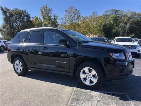 2016 Jeep Compass for sale in Lakeland, FL