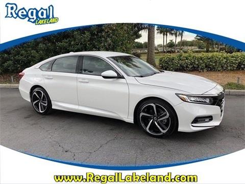 2019 Honda Accord for sale in Lakeland, FL