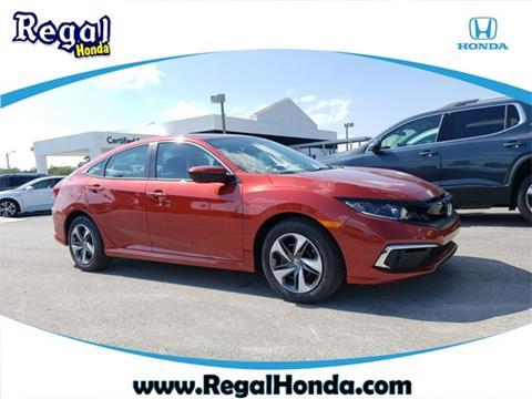 2019 Honda Civic for sale in Lakeland, FL