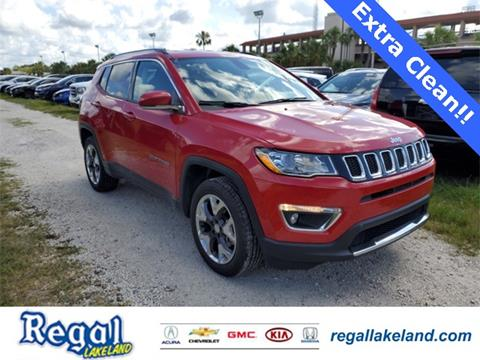 2019 Jeep Compass for sale in Lakeland, FL