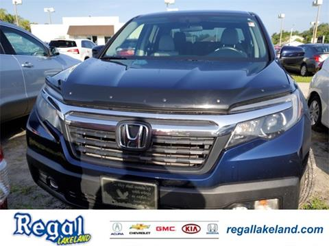 2017 Honda Ridgeline for sale in Lakeland, FL