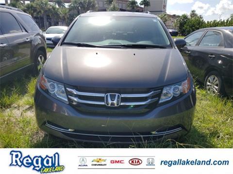 2017 Honda Odyssey for sale in Lakeland, FL