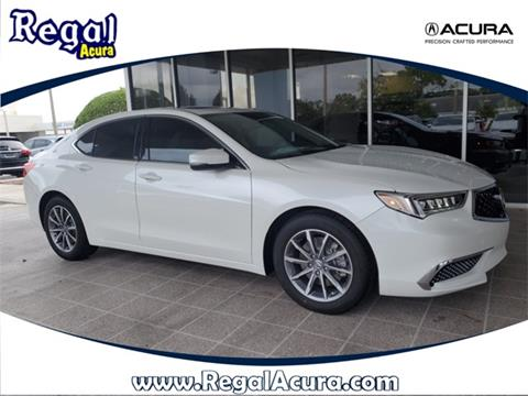 2020 Acura TLX for sale in Lakeland, FL
