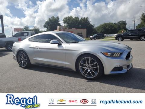 2015 Ford Mustang for sale in Lakeland, FL