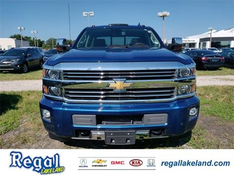 2016 Chevrolet Silverado 3500HD for sale in Lakeland, FL