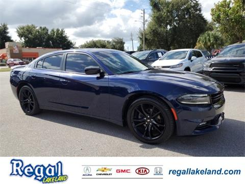 2017 Dodge Charger for sale in Lakeland, FL