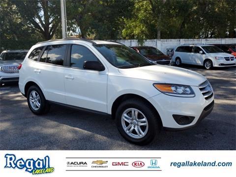 2012 Hyundai Santa Fe for sale in Lakeland, FL