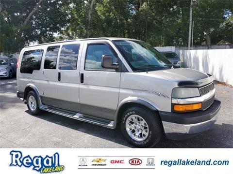 2005 Chevrolet Express Cargo for sale in Lakeland, FL