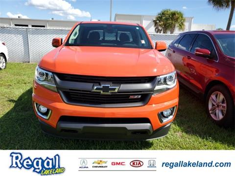 2019 Chevrolet Colorado for sale in Lakeland, FL