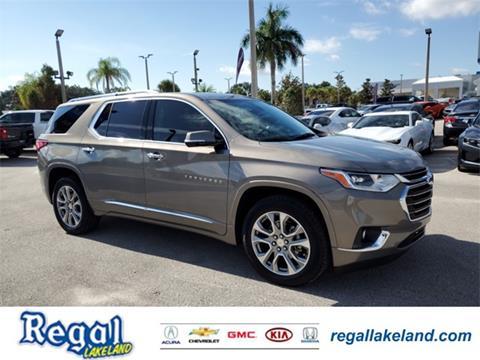 2018 Chevrolet Traverse for sale in Lakeland, FL
