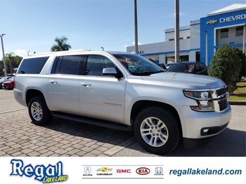 2019 Chevrolet Suburban for sale in Lakeland, FL