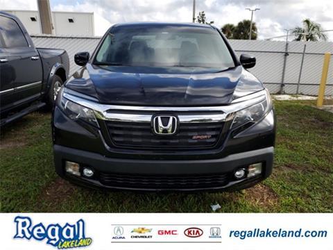 2017 Honda Ridgeline for sale in Lakeland, FL