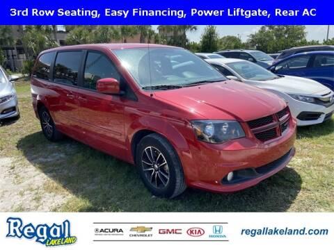 2015 Dodge Grand Caravan R/T for sale at Regal Lakeland in Lakeland FL