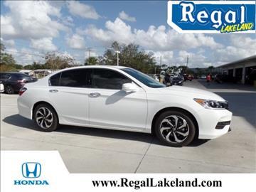2017 Honda Accord for sale in Lakeland, FL