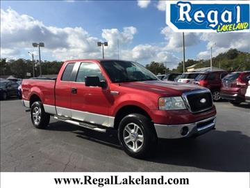 2008 Ford F-150 for sale in Lakeland, FL