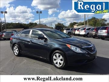 2011 Hyundai Sonata for sale in Lakeland, FL