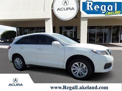 2017 Acura RDX for sale in Lakeland, FL