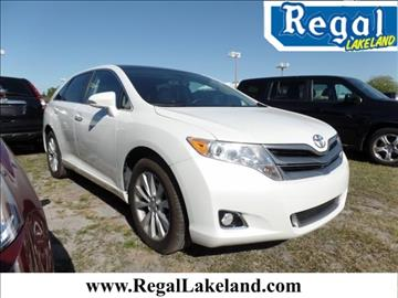 2013 Toyota Venza for sale in Lakeland, FL