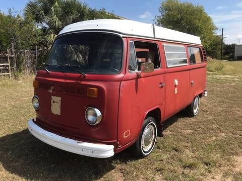 1976 Volkswagen Bus for sale in Boerne, TX