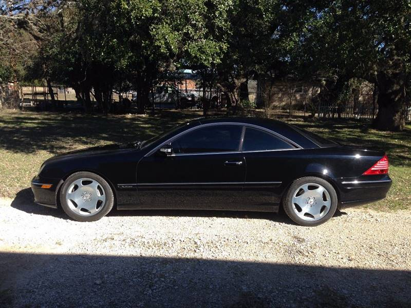 2005 mercedes benz cl class cl 600 2dr coupe in boerne tx for Mercedes benz boerne tx