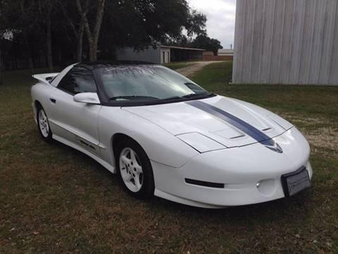 1994 Pontiac Firebird for sale in Boerne, TX
