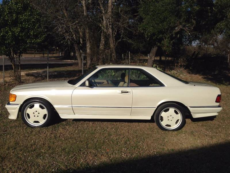 1982 mercedes benz 380 class 380 sec 2dr coupe in boerne for Mercedes benz boerne texas