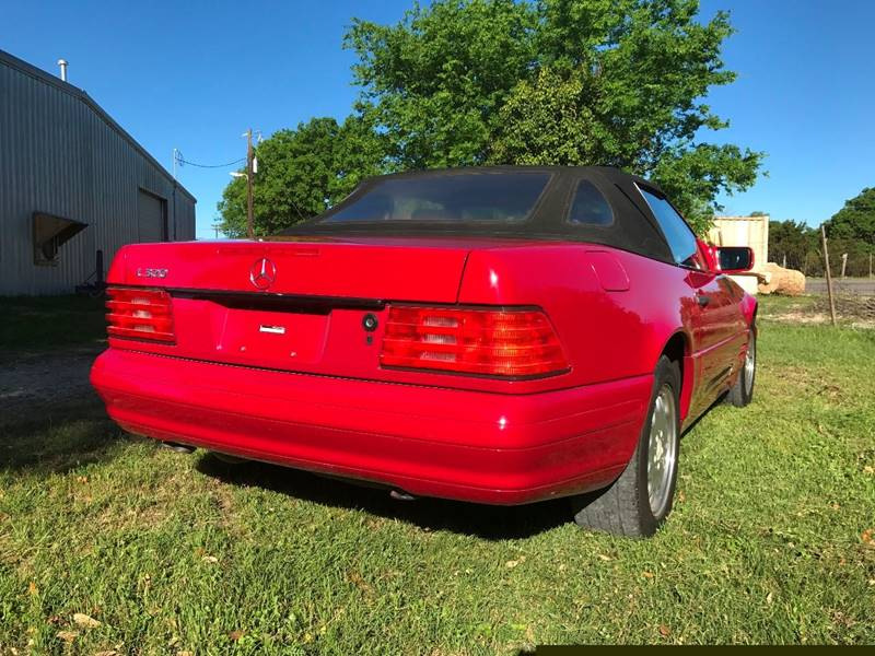 1997 mercedes benz sl class boerne tx san antonio texas for Mercedes benz of boerne tx