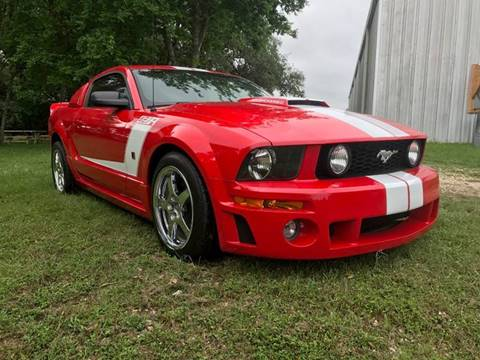 2005 Ford Mustang for sale in Boerne, TX