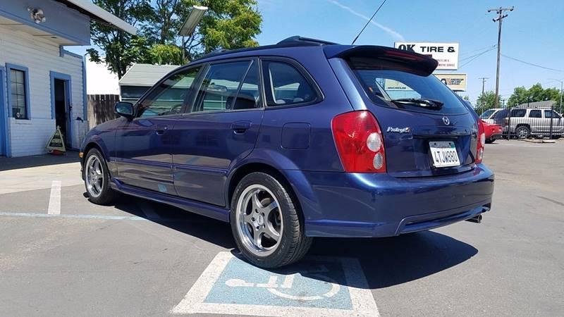 2002 Mazda Protege5 for sale at ASB Auto Wholesale in Sacramento CA