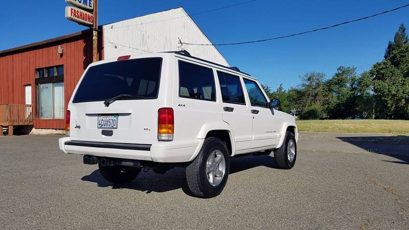 1998 Jeep Cherokee for sale at ASB Auto Wholesale in Sacramento CA