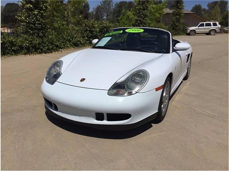 1999 Porsche Boxster for sale at ASB Auto Wholesale in Sacramento CA
