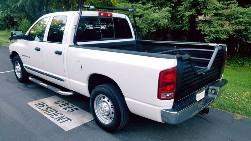 2004 Dodge Ram Pickup 2500 for sale at ASB Auto Wholesale in Sacramento CA
