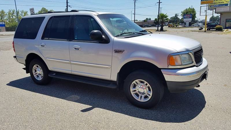 2002 Ford Expedition for sale at ASB Auto Wholesale in Sacramento CA